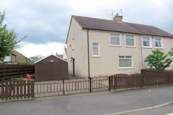 45 Kenilworth Street, Grangemouth FK3 8QS-Sold July 2019
