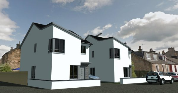 Plot 1 Alma Street, Falkirk FK2 7HE-SOLD December 2019