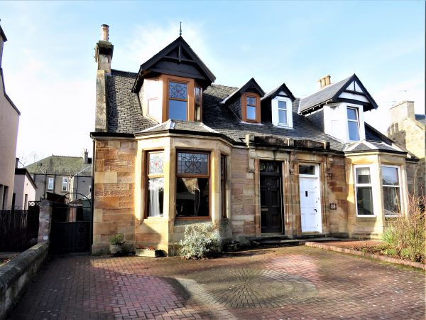 14 Abbotsgrange Road, Grangemouth FK3 9JD-Sold July 2020
