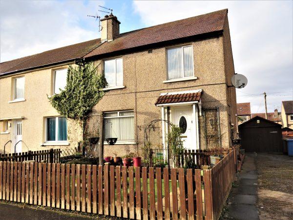 45 Hamilton Road, Grangemouth FK3 0LG-Sold September 2020