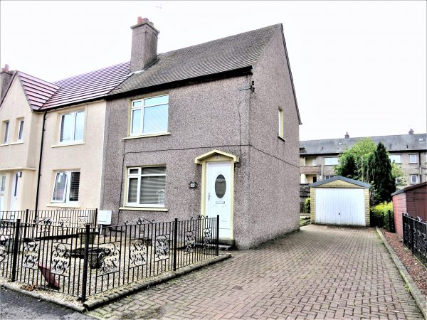 21 Gunn Road, Grangemouth FK3 8RN-sold november 2020