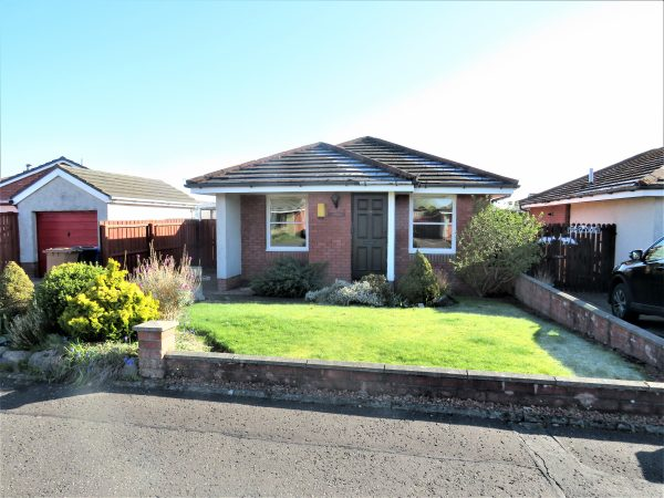 26 Chambers Drive, Carron FK2 8DX-Sold July 2021